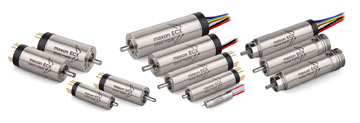 Motion Control - Maxon-Ultra-Fast-ECX-Motors