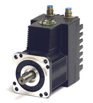 motion control - integrated servo motor
